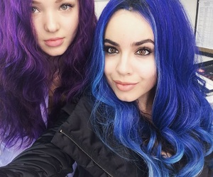 descendants, sofía carson, and dove cameron image