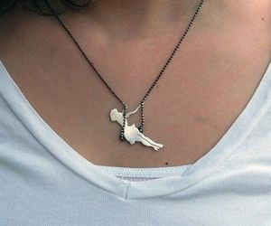 necklace, swing, and jewelry image