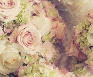 flowers, pink, and fuchsia image