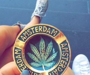 amsterdam, netherlands, and smoke image