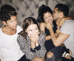 maia mitchell, couple, and cierra ramirez image