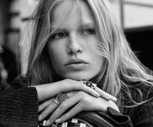 model, hm, and anna ewers image