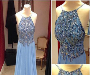 backless prom dress and open back prom dress image