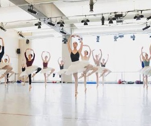 ballerina and ballet image