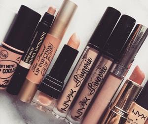 blush, lip, and lipgloss image