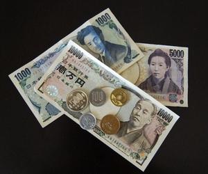 inspiration, japan, and money image