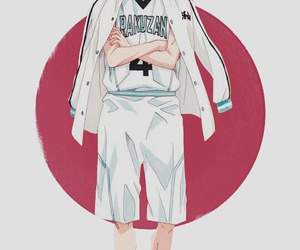 anime, wallpaper, and knb image