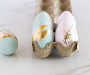 easter, pretty, and easter eggs image