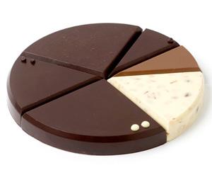 brown, chart, and chocolate image