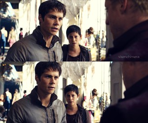 thomas, brenda, and the scorch trials image