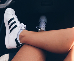 adidas, shoes, and perfect image