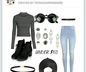 fashion, Polyvore, and polyvore fashion image