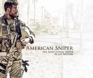 sniper, american sniper, and bradley cooper image