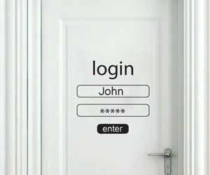 diy, door, and room image