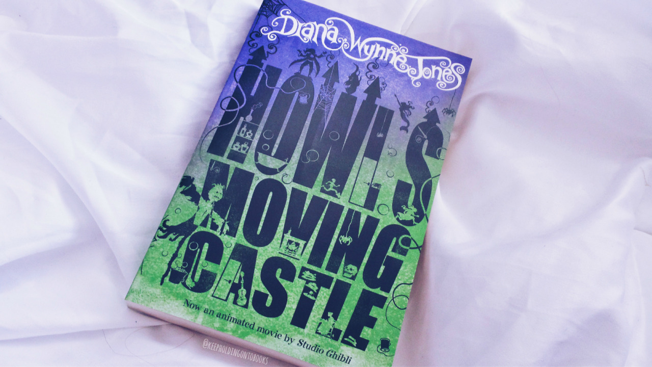 books, howl's moving castle, and reading image