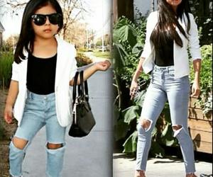 celebrity, selena gomez, and kids fashion image