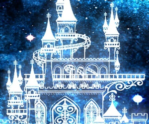 blue, cute, and frozen image