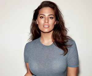 ashley graham, confidence, and curves image