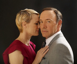couple, house of cards, and king image