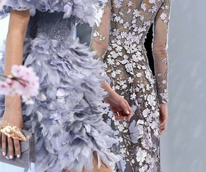 dress, haute couture, and style image