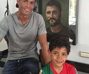 cristiano, flag, and JR image
