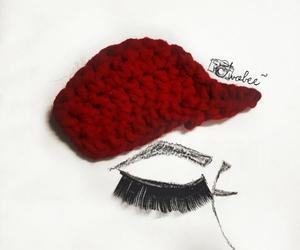 <3, art, and crochet image
