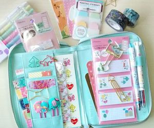 stationery and planner image