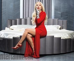 Lady gaga, ahs, and hotel image