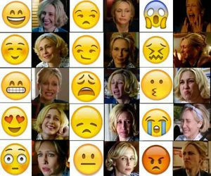 funny, norma bates, and ops image
