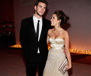 miley cyrus, couple, and miley image