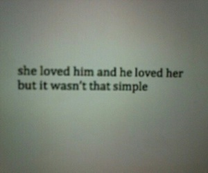 love, quote, and simple image