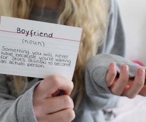 boyfriend, teen wolf, and stiles stilinski image