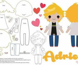 Adrien and miraculous image