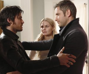 once upon a time, emma swan, and killian jones image