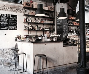 cafe and interior image