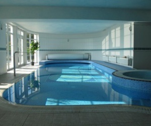Dream, indoor pool, and inspiration image