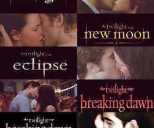 twilight, eclipse, and new moon image