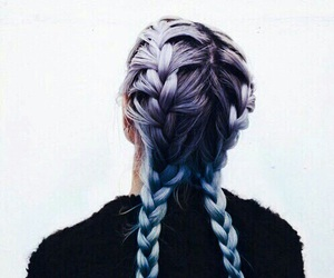 awesome, beautiful hair, and colors image