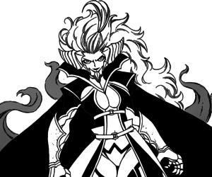 demon, manga, and fairy tail image