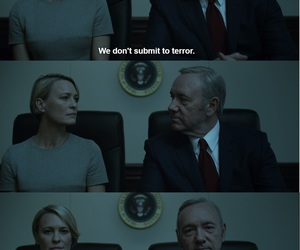 house of cards, kevin spacey, and robin wright image