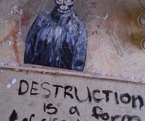 destruction, donnie darko, and creation image