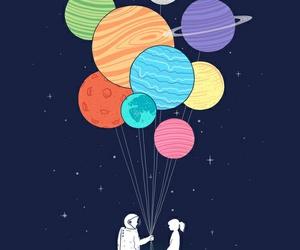 astronauta, love, and dreams image