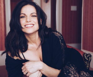 lana, evil regal, and once upon a time image