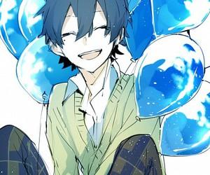 kagerou project, anime boy, and mekakucity actors image