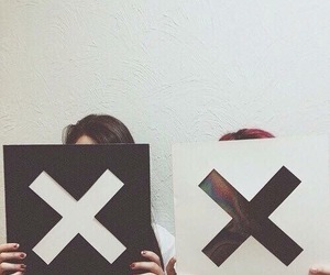 the xx, music, and grunge image