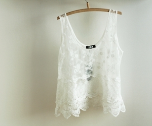 fashion, lace, and clothes image