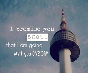 seoul, korea, and Dream image