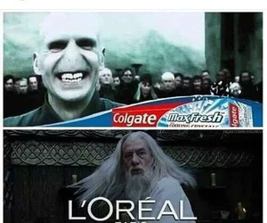 harrypotter, voldi, and dumble image