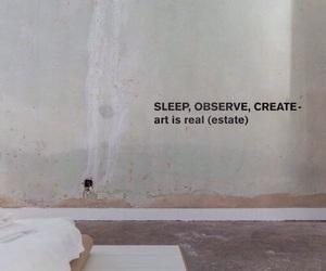 art, sleep, and quotes image