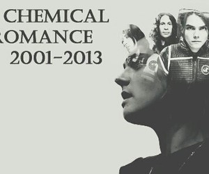 mcr, my chemical romance, and music image